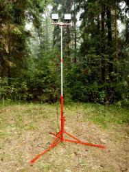 Мобильные телескопические мачты (тренога  ТМ)