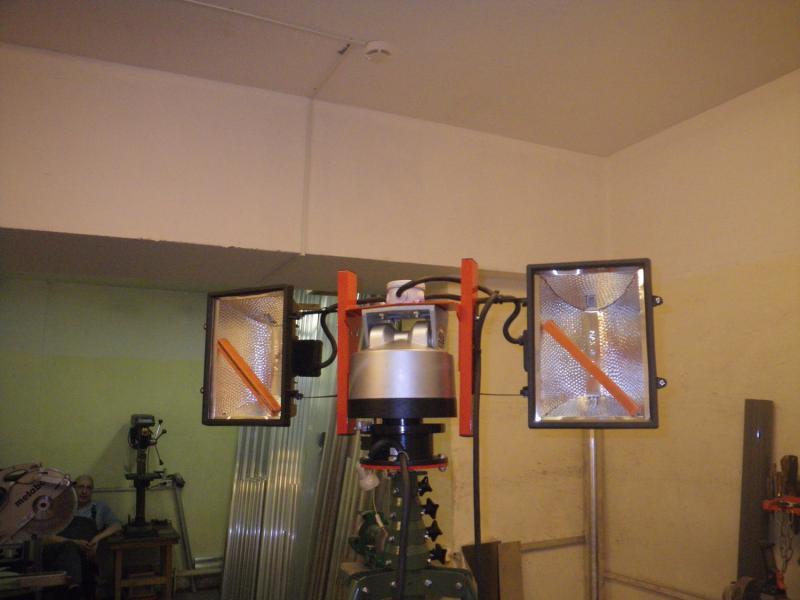 Двух координатное поворотное устройство