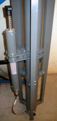 Мачта М18-39 имеет высоту в рабочем состоянии 10.5 метров