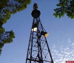 9.08.2012 В Ваулиных Горах строят станцию для цифрового ТВ